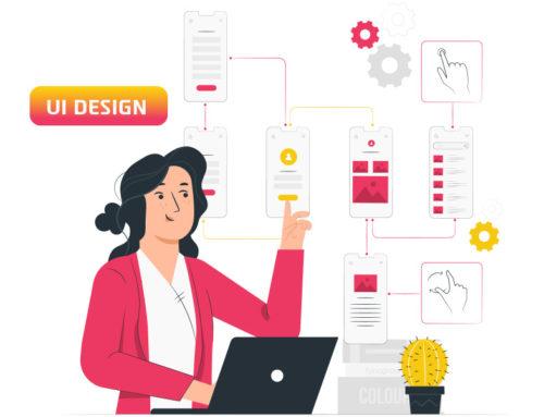 איפיון ועיצוב ממשק משתמש – השלב הראשון בהקמת אתר אינטרנט!